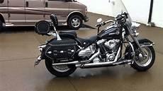 2006 Harley Davidson Flstc Heritage Softail Classic At The