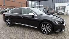 Volkswagen Arteon Elegance 2017 2018 Black Pearl