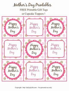 printable mothers day stickers 20598 s day free printable gift tags or cupcake toppers gift tags printable free printable