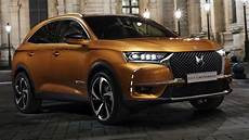 ds7 crossback 2019 ds7 crossback unveiled x3 rival bound for geneva