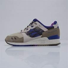 asics sneakers gel lyte iii light brown brown