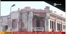consolato italiano al cairo attentato al consolato italiano al cairo