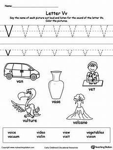 letter v worksheet for kindergarten 23545 words starting with letter v worksheets activities and child development