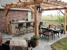 luxury outdoor kitchens pictures tips expert ideas hgtv