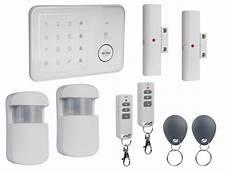 funk alarmanlage komplettsystem smart home gsm alarmsystem