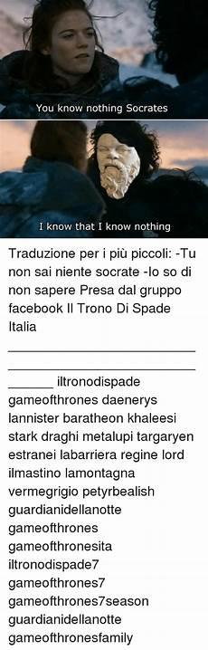 the best or nothing traduzione 25 best memes about il trono di spade il trono di spade