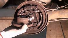 radlager ersetzen hinten polo 9n tutorial bremstrommel