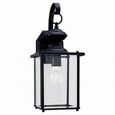 jamestowne black large outdoor wall mounted lantern sea gull lighting wall mounted