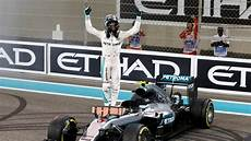 Formula One Nico Rosberg Crowned World Chion News