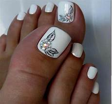 50 cute summer toe nail designs to flaunt pretty nails