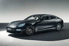 New 2017 Porsche Panamera Revealed Carbuyer