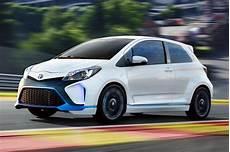 forum yaris hybride racing inspired toyota yaris hybrid r concept to make