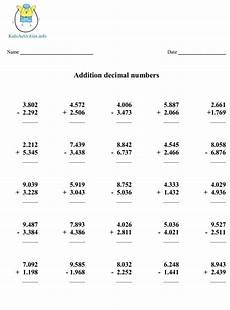 adding and subtracting decimals worksheets grade 5 7376 image result for decimals worksheets grade 5 addition decimals decimals worksheets
