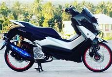 Modifikasi Nmax Jari Jari by Modifikasi Yamaha Nmax Dan Pilihan Warna Terbaru 2019