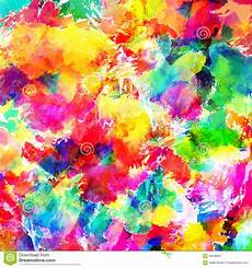 Abstract Wallpaper Color Splash