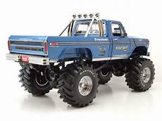 modellauto ford f 250 truck bigfoot 1 blau
