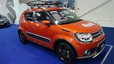 2018 Suzuki Ignis 1 2 Dualjet 4wd Glx Exterior And