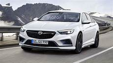 New Opel Insignia Opc Rendered Will Most Likely Happen