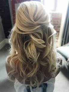 Half Up Hairstyles
