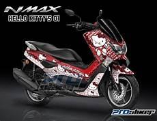 Modifikasi Stiker Nmax by 99 Gambar Motor N Max Warna Merah Terupdate Gubuk Modifikasi