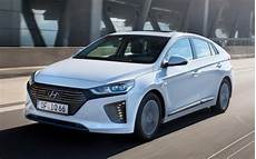 Hyundai Ioniq In Hybrid Is There More To This 256mpg