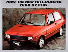 The Yugo Rise And Fall Of Worst Car In History
