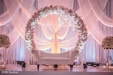 wedding decoration themes indian weddings majestic indian wedding reception mandap by
