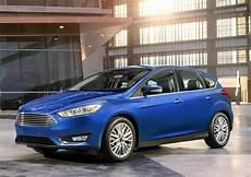 2018 ford focus 2018 ford focus titanium premium amenities at a compact car price
