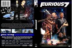 dvd fast and furious 7 covers box sk furious 7 2015 high quality dvd