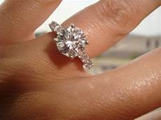 wedding rings 2 carat 2 carat cushion cut diamond engagement ring flat wedding rings with diamonds