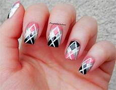 easy nail art and make up ideas back to school nail art