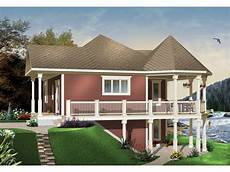 waterfront house plans walkout basement waterfront house plans with walkout basement small house