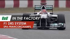 Circuit Of Spa Francorchs Formula 1 Drs System In
