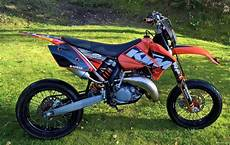 ktm exc 125 gebraucht ktm 125 exc 125 cm 179 2006 lemp 228 228 l 228 motorcycle nettimoto