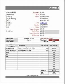 auto repair billing invoice at http www