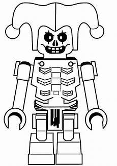 Lego Ninjago Skelett Ausmalbilder Lego Ninjago Malvorlagen Kostenlos Zum Ausdrucken