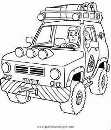 ausmalbilder feuerwehr a4 feuerwehrmann sam 15 gratis malvorlage in comic