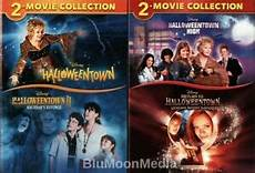 halloweentown 1 2 3 4 dvd complete collection disney 4