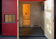 Saunahaus Sauna Im Garten Gartana Top Design