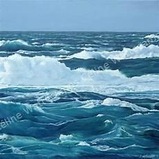 wattecs artiste peintre tableau mer vagues