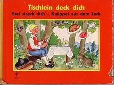 Altes Bilderbuch Tischlein Deck Dich 50er 60er Www