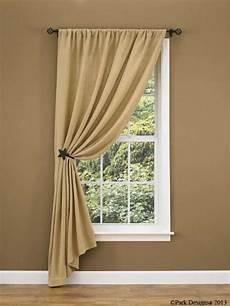 Window Curtain Single Panel 44 Quot Burlap By Park Designs