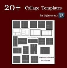 free collage templates for lightroom lightroom