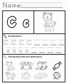 letter c worksheets by kindergarten swag teachers pay
