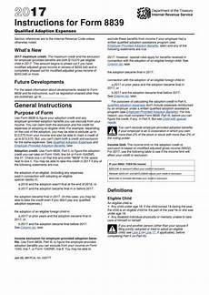 top 23 form 8839 templates free to download in pdf format