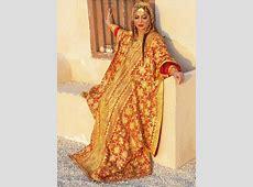 Traditional khaleeji dress (thobe).   Traditional fashion