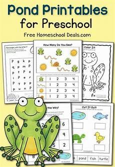 free preschool pond printables instant download free preschool frogs preschool preschool