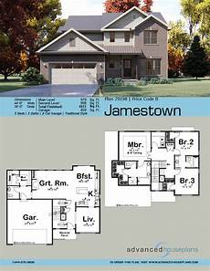 2 story traditional house plans 2 story traditional house plan jamestown sims house