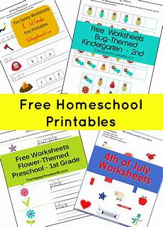 homeschool free printables the happy home schooling