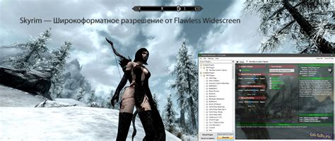 Flawless Widescreen Skyrim Special Edition